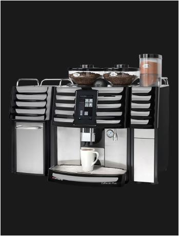 Schaerer Art gereviseerde koffiemachine