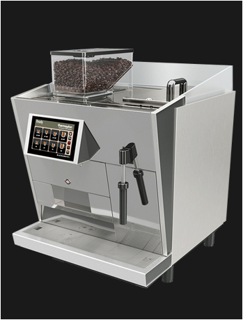 Thermoplan Black and White One gereviseerde koffiemachine
