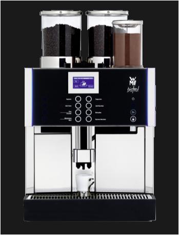 WMF Bistro gereviseerde koffiemachine