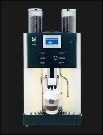 WMF Presto gereviseerde koffiemachine