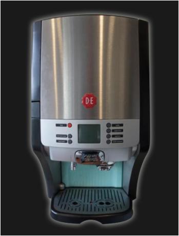 Cafitesse 61 RVS gereviseerde koffieautomaat