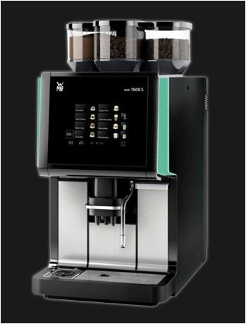 WMF 1500s gereviseerde koffiemachine